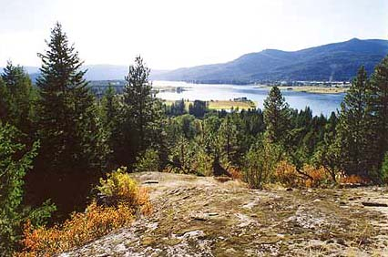 Houses  Sale Owner on View Of Land In Northern Idaho  Real Estate Property For Sale By Owner